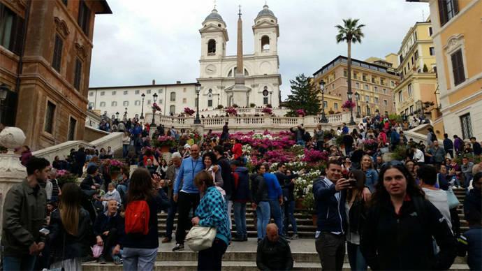 El Turismo, entre los cinco principales sectores económicos