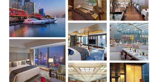 Mandarin Oriental Pudong, Shanghai, abre sus puertas con una apuesta por el lujo, el diseño y el arte