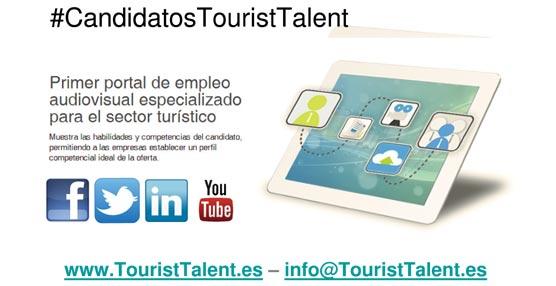 Tourist Talent presenta el primer portal de empleo audiovisual especializado en el sector turístico