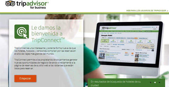 TripAdvisor lanza un servicio para la reserva directa en hoteles independientes, hostales y pensiones