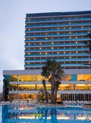 El hotel AR Diamante Beach Spa & Convention Center, en Calpe.