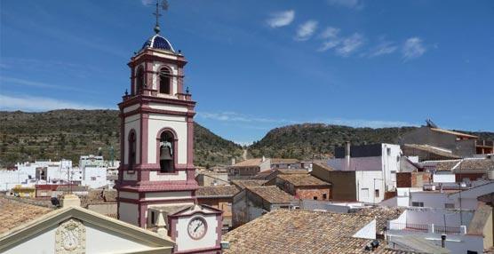 Una vista de Montserrat.