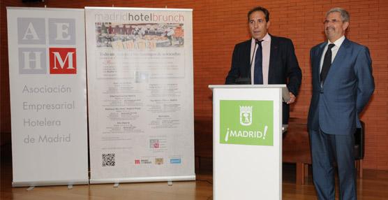 Los principales hoteles de Madrid presentan los domingos de 'brunch', una campaña dirigida a los madrileños