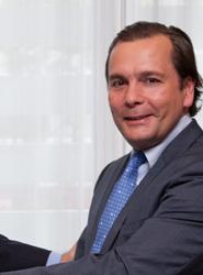 Gabriel Escarrer de Meliá Hotels International y Federico González Tejera de NH Hotel Group, en Fiturtech 2014