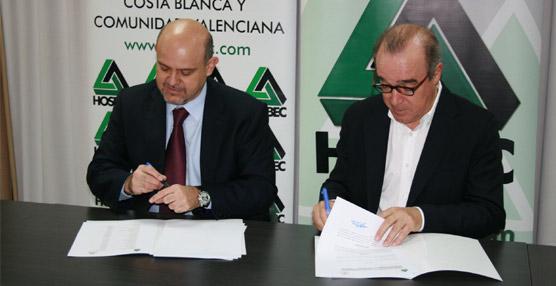 Hosbec y Repsol Gas firman un acuerdo de colaboración con condiciones ventajosas en el consumo de gas propano