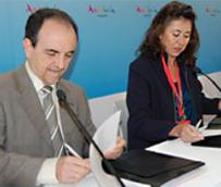 Turismo de Andalucía y Paradores acuerdan colaborar para reforzar la imagen de marca del destino en 2014