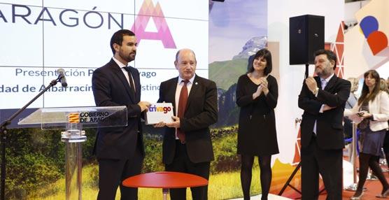 El buscador trivago premia en Fitur a Albarracín, Úbeda y Lugo como 'Destino Recomendado 2014'