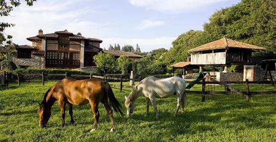 Los alojamientos rurales de Barcelona, Asturias y Girona son los más recomendados en redes sociales