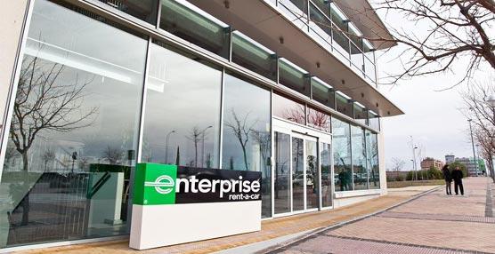 Enterprise rent a car estrena nueva sede central en madrid for Oficinas enterprise