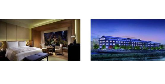 La cadena Ritz-Carlton inaugura 'el primer resort urbano de Japón' con el Ritz Carlton Kyoto
