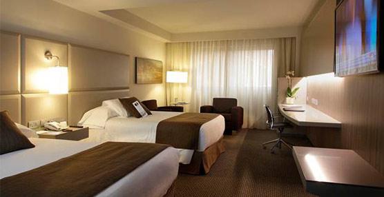 La cadena IHG inaugura su primer hotel Crowne Plaza en Barcelona, ubicado junto a la Plaza de España y la Gran Vía