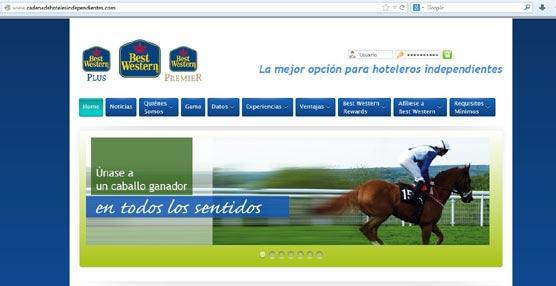 Best Western lanza una web especial dirigida a hoteleros independientes interesados en integrarse en la Cadena
