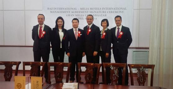 Meliá Hotels International lleva a Mongolia el concepto español de lujo con la apertura de Gran Meliá Ulaanbaatar