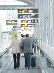 El AVE-Larga Distancia gana un 14% de pasajeros en febrero, frente al retroceso del 4% experimentado por el avión
