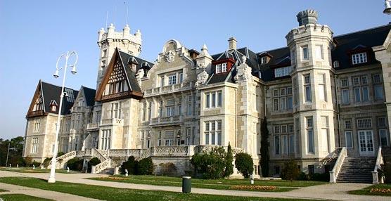 El Palacio de la Magdalena de Santander recibe a casi 65.000 personas en 2013 en congresos, reuniones, visitas y otros eventos