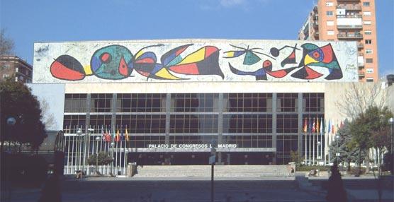 La AEHM siempre se ha opuesto a que el Palacio de Congresos de Madrid 'se dedique a otra función que no sea albergar reuniones y congresos'