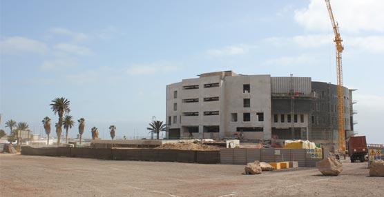 El Gobierno de Canarias garantiza la financiación del Edificio de Formación y Congresos de Fuerteventura