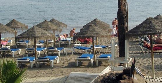 El 37,1% de los viajeros que llegaron a Andalucía el pasado año lo hicieron entre julio y septiembre.