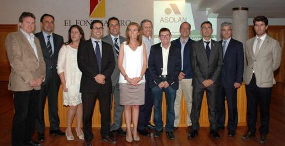 Susana Pérez es reelegida presidenta de la patronal turística de Lanzarote, Asolan, hasta el año 2017