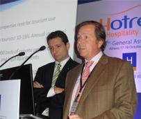 Hotrec nombra a Ramón Estalella presidente del grupo de trabajo del alojamiento privado