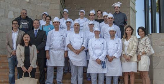 Lopesan inaugura un curso sobre operaciones básicas de cocina en colaboración con FSC Discapacidad