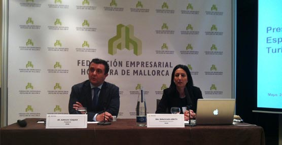 Se presenta en Madrid el nuevo 'Régimen especial para alojamientos turísticos' propuesto por la patronal FEHM