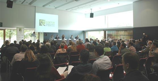 El Primer Congreso de Turismo Rural, celebrado en Barcelona, recibe un total de 600 delegados