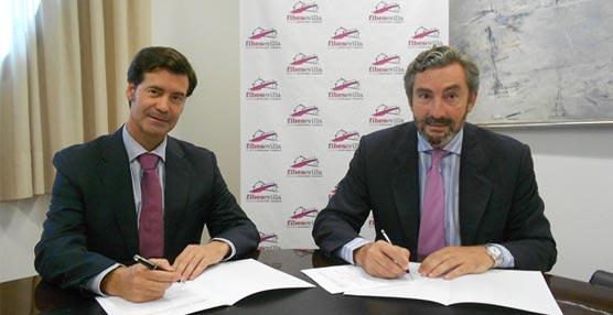 Fibes y la Confederación Empresarial Sevillana colaborarán en el fomento de la celebración de eventos