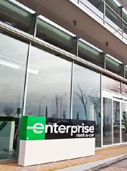 Enterprise inicia operaciones en Bélgica, República Checa, Chipre, Bosnia Herzegovina y Macedonia
