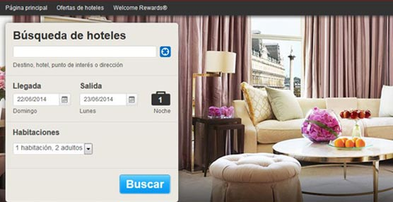 Más de la mitad de las reservas de hotel realizadas con el móvil son para estancias de una sola noche