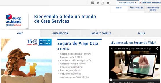 Europ Assistance renueva Travelnet, la herramienta integral de venta 'online' para los intermediadores
