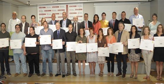 La Generalitat entrega los primeros diplomas de la nueva certificación Hotel Gastronómico de Cataluña