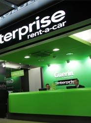 Enterprise Rent-A-Car extiende su actividad al mercado islandés, estando ya presente en 20 países europeos