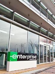 Enterprise Rent-A-Car sigue ampliando su actividad en el mercado europeo con su presencia en Islandia