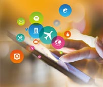 El 25% de todas las reservas 'online' de viajes de negocios en 2017 se realizarán a través del teléfono móvil