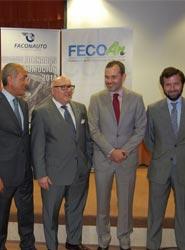 Fibes reúne a los empresarios de la automoción de Andalucía en un foro que desgrana este sector