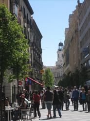 Madrid se posiciona como el municipio con más turistas de España gracias al empuje del Turismo nacional