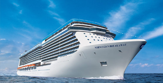 Norwegian Cruise Line deja atrás las pérdidas y alcanza en el primer semestre del año un beneficio de 126 millones de euros