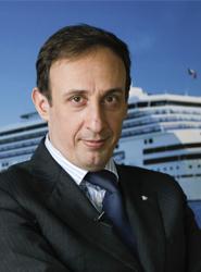 Massimo Brancaleoni: 'España ha sido y seguirá siendo un mercado estratégico para Costa Cruceros'