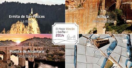 Elegidos los semifinalistas del 'Mejor rincón 2014' de Repsol: Baleares, Extremadura, País Vasco y La Rioja