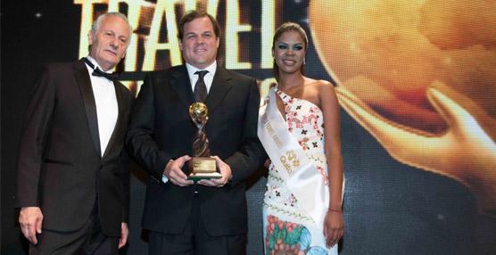 LAN recibe el reconocimientos a la 'Mejor Aerolínea de Sudamérica' en los World Travel Awards 2014