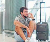 Las consultas sobre vuelos acaparan el 40% de las llamadas recibidas por los servicios de atención al viajero
