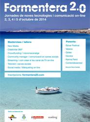 Formentera acoge en octubre un encuentro en el que se analizarán los nuevos canales de comunicación online