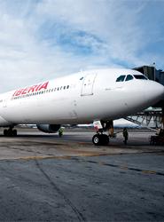 Iberia seguirá manteniendo sus vuelos con Nigeria, al igual que el resto de aerolíneas, al no haber prohibición al respecto