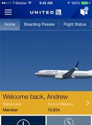 United Airlines lanza una aplicación móvil de escaneo de pasaportes para vuelos internacionales