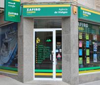 Zafiro Tours confía en llegar a las 60 aperturas en el cómputo global del año, lo que le permitiría superar las 500 oficinas