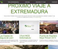 El 'portal' de Turismo de Extremadura dispondrá 'antes de que finalice el año' de un motor de reservas de servicios turísticos