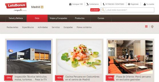 LetsBonus continúa con la ampliación de sus productos e incorporará la oferta hotelera de Booking.com