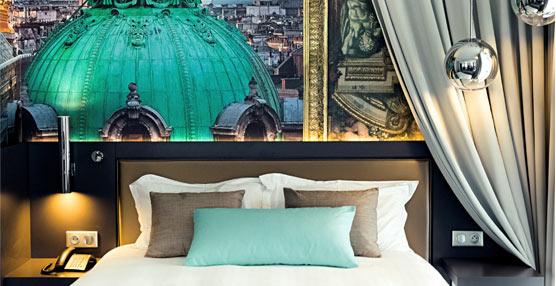 Francia acoge la apertura de su primer hotel Indigo de InterContinental Hotels Group en pleno centro de París