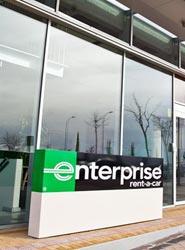 Enterprise Rent-A-Car presenta en España un servicio gratuito de recogida para sus clientes
